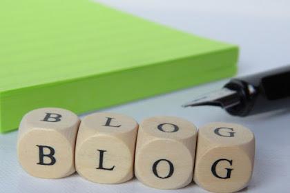 Memulai Jadi Penulis Di Blog Sendiri
