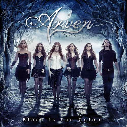 """Ακούστε τον δίσκο των Arven """"Black Is the Colour"""" που κυκλοφόρησε προ τριετίας"""