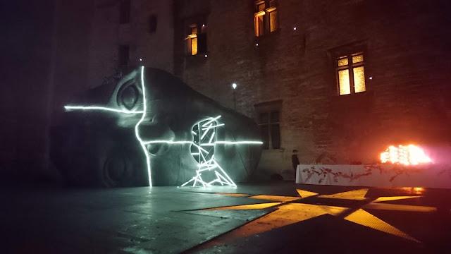 Thyeste de Sénèque mise en scène par Thomas Joly festival d'Avignon juillet 2018