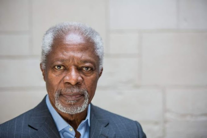 "GNUTS Commiserates With Ghana And The Family Of The Late Former UN Secretary ""GEN.MR KOFI ANNAN"""