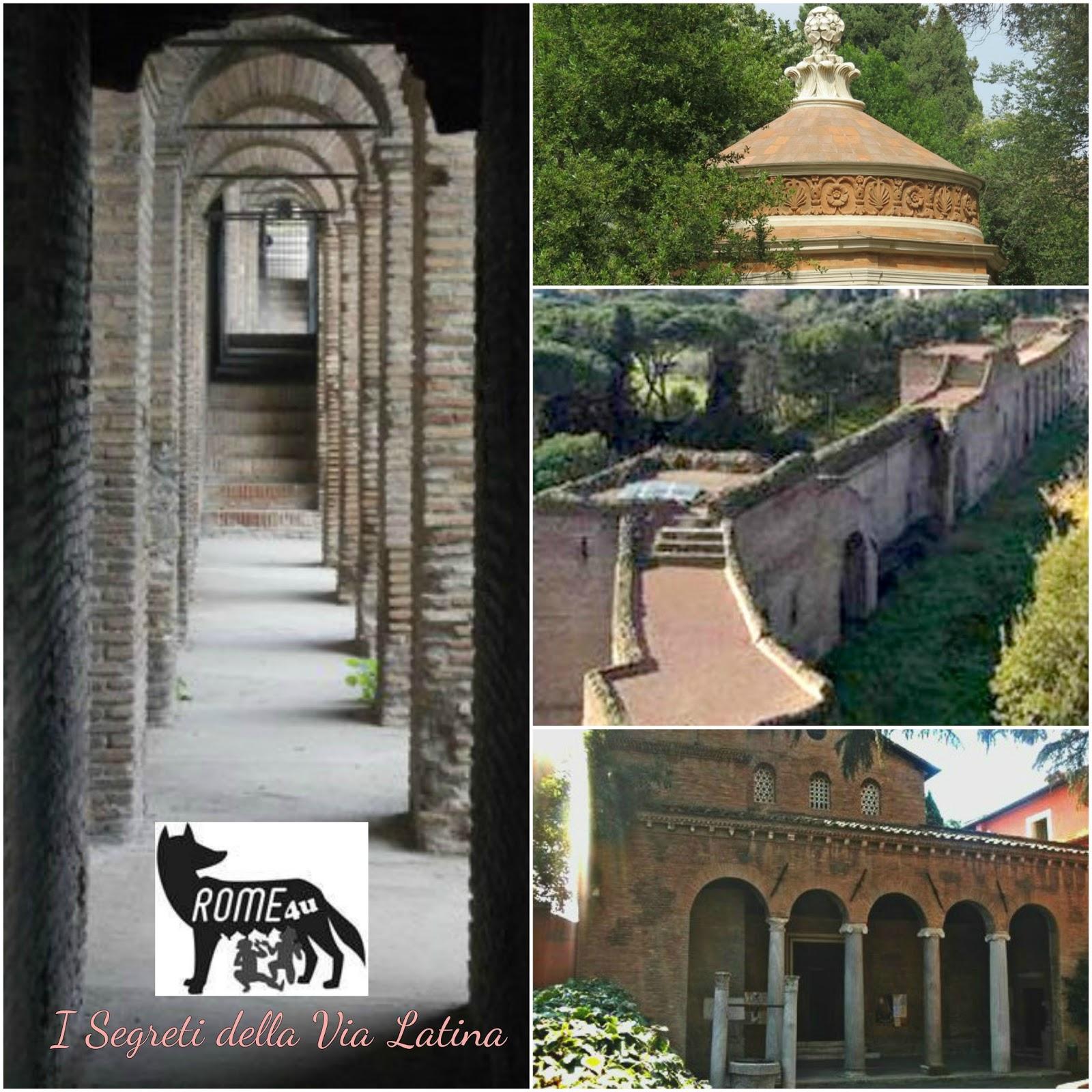 Visita guidata I segreti di Porta Latina: un angolo di pace fra storia, natura e meditazione