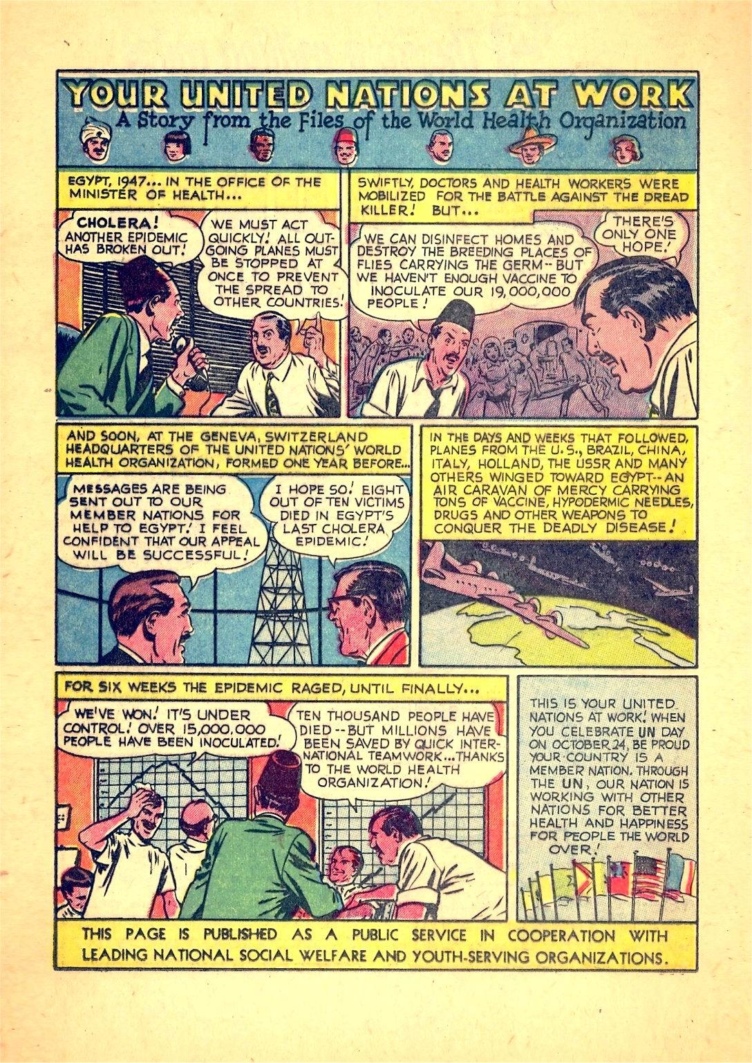 Read online Detective Comics (1937) comic -  Issue #166 - 34