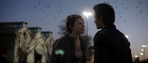 Amy Seimetz and Shane Caruth in Upstream Color