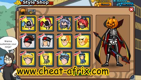 Cheat Ninja Saga Token Permanen cheat ninja saga october 2012 cheat ninja saga new october 2012 ninja 450x257
