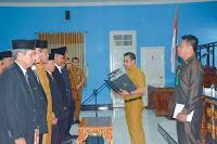 Wakil Walikota Kukuhkan Dewan Penasehat dan Pengurus FKUB Kobi Masa Bakti 2019 - 2024