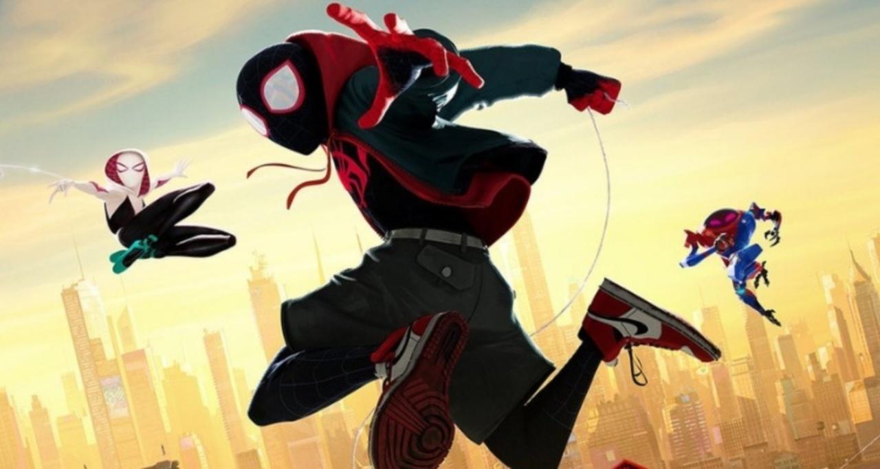 659ced349 Homem-Aranha no Aranhaverso promete ser uma dos melhores filmes do
