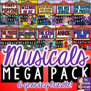Musicals MEGA BUNDLE