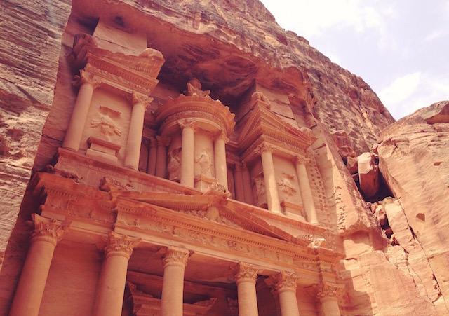 Petra e il suo incommensurabile Tesoro - foto di Elisa Chisana Hoshi