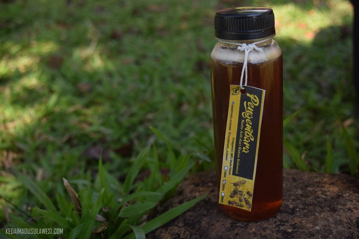 Madu coklat - Kedai Madu Sulawesi