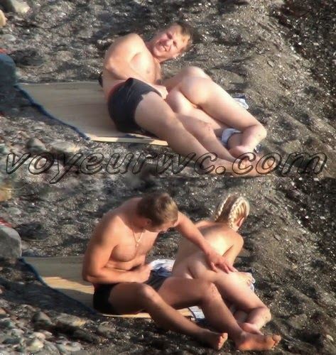Nude Beach Pissing Sex
