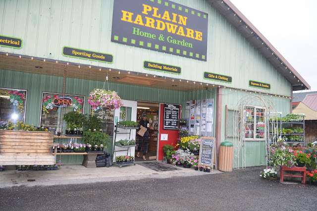 PlainWA, PlainHardware, Leavenworth, Travelblogger, SEattleblogger