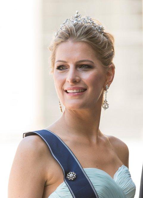Πριγκίπισσα Τατιάνα, Ελλάδας και Δανίας