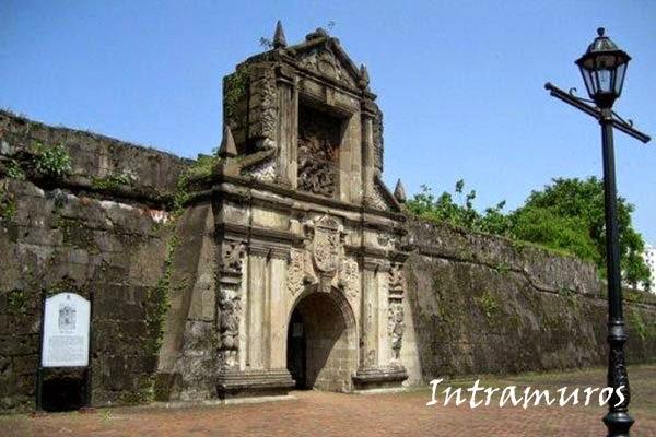 Khu thành cổ Intramuros