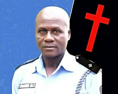 Police Officer Dies In Accident While Going To His New Post After Promotion