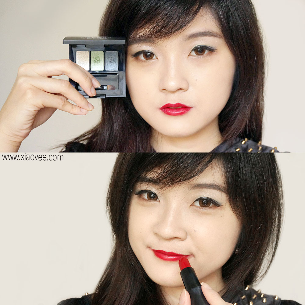 Face Recipe Triple Glam Shadow Review, Face Recipe Lip Color Nursing Review, Japanese Makeup Brand Face Recipe, Japanese Cosmetic Brand Face Recipe