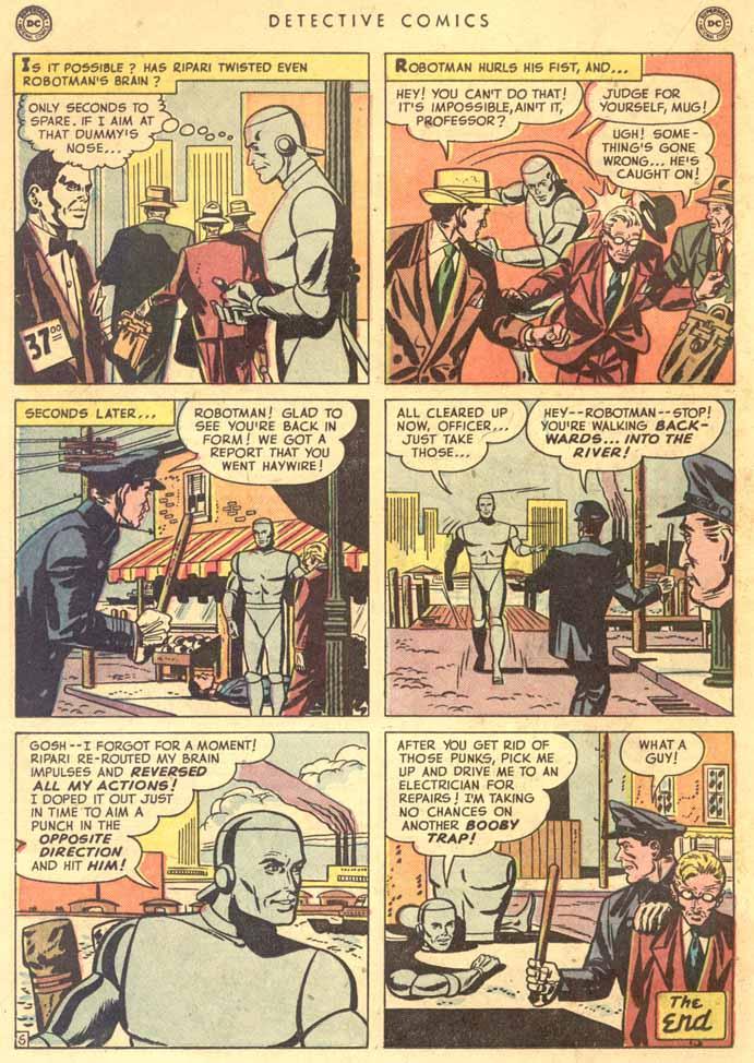 Read online Detective Comics (1937) comic -  Issue #160 - 32