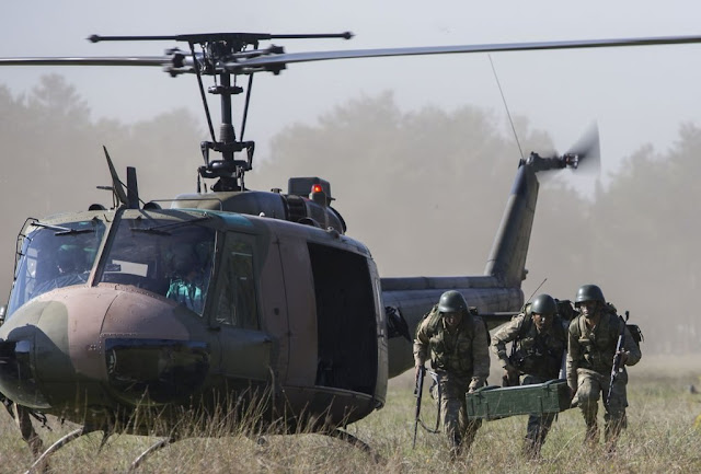 """""""Ενδιαφέρουσα"""" άσκηση της τουρκικής πολεμικής αεροπορίας"""