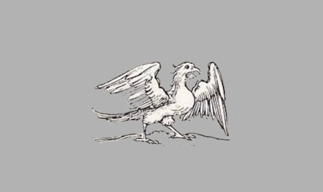 Karikatur Adler