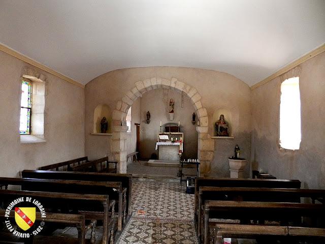 MARTHEMONT (54) - Eglise de l'Assomption de la Vierge