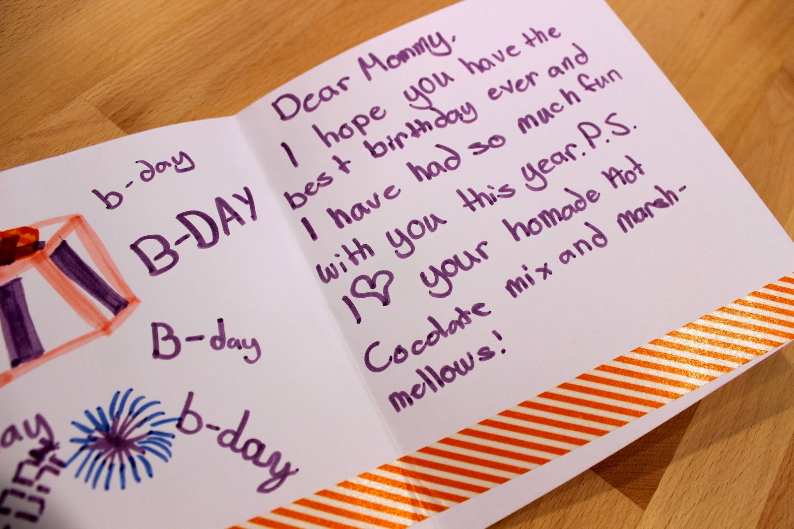Happy Birthday Card Ideas For Mom – Birthday Cards for Moms from Daughter