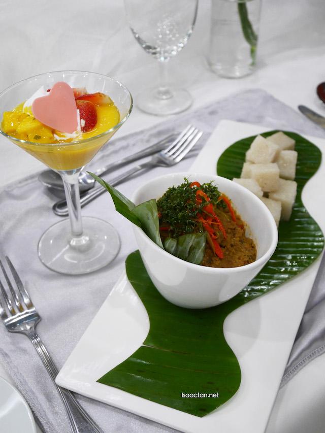 Yummy local Malay cuisine