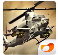 Download GUNSHIP BATTLE: Helicopter 3D v2.3.71 Apk Hack (Free Shopping) Mod