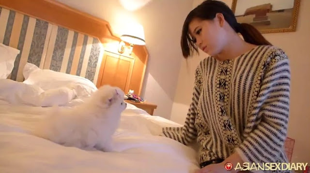 Video Bokep ASD - Shipei's New Dog