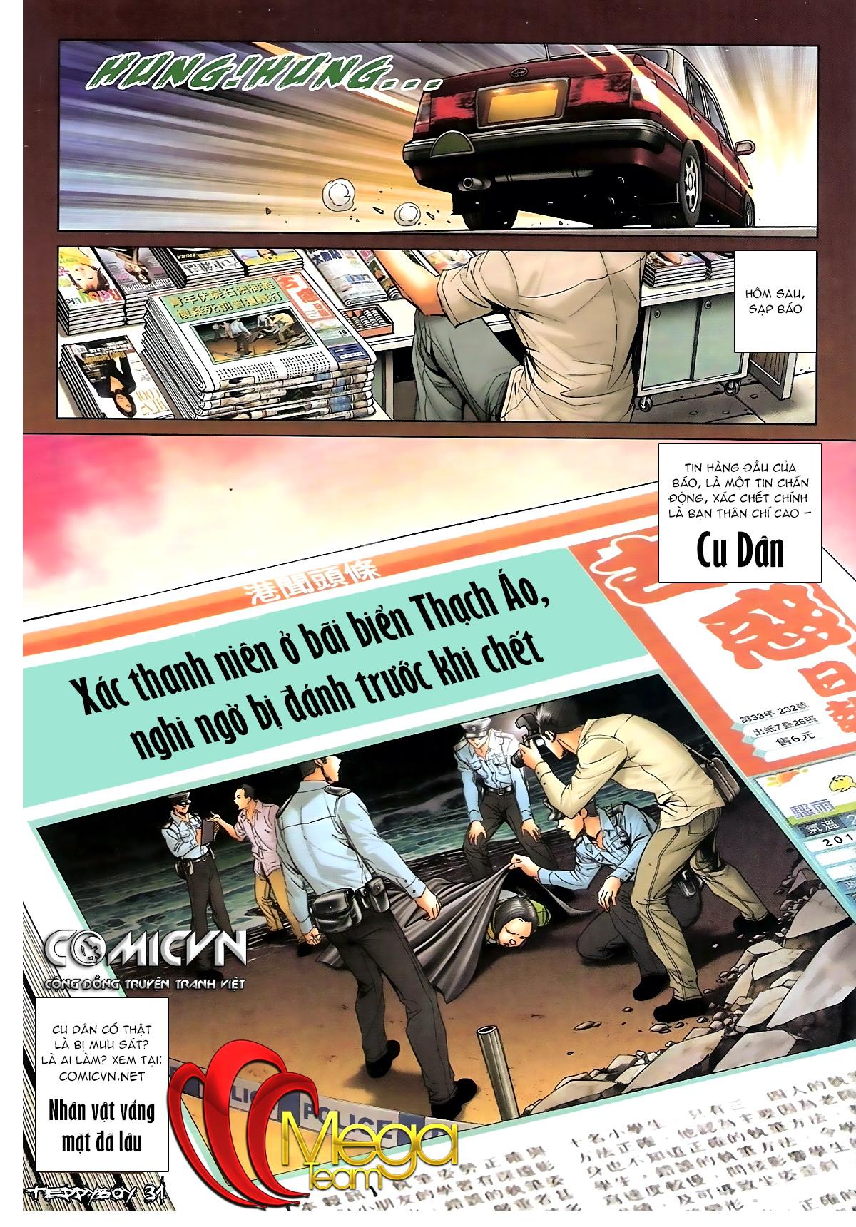 Người Trong Giang Hồ - Chapter 1354: Nam Ca đã chết - Pic 27