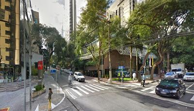 Jardim Paulista | Alameda Jaú esquina com Hadock Lobo