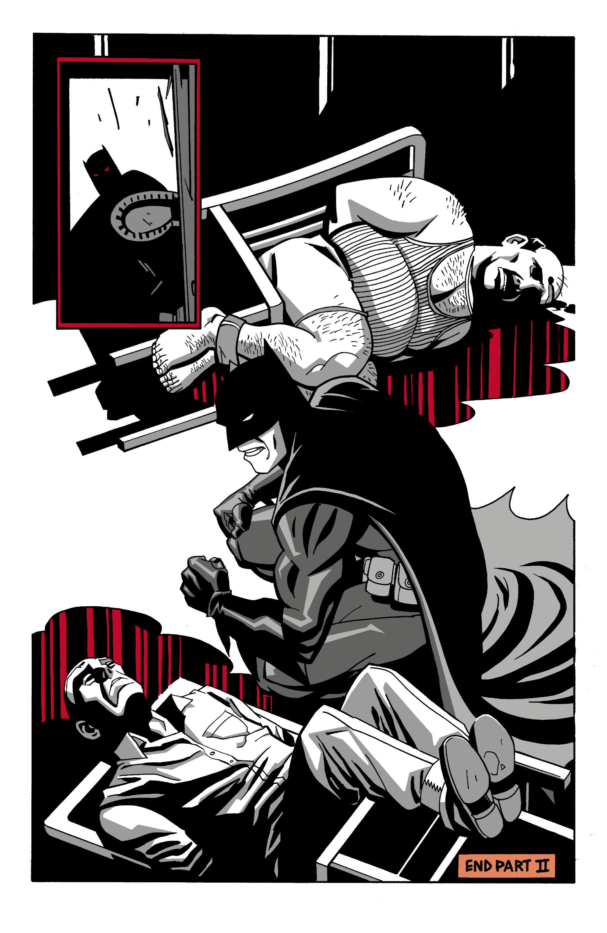 Detective Comics (1937) 744 Page 30
