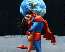 Super man imagen de amor