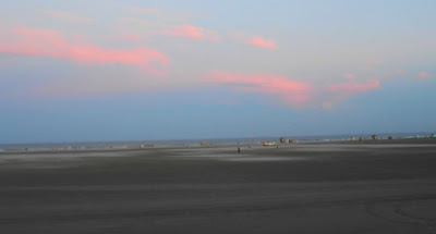Beautiful Sunsets and Sunrises in North Wildwood New Jersey