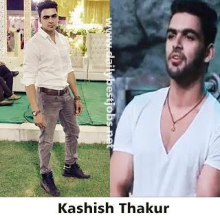 Kashish Thakur Roadies Pundir