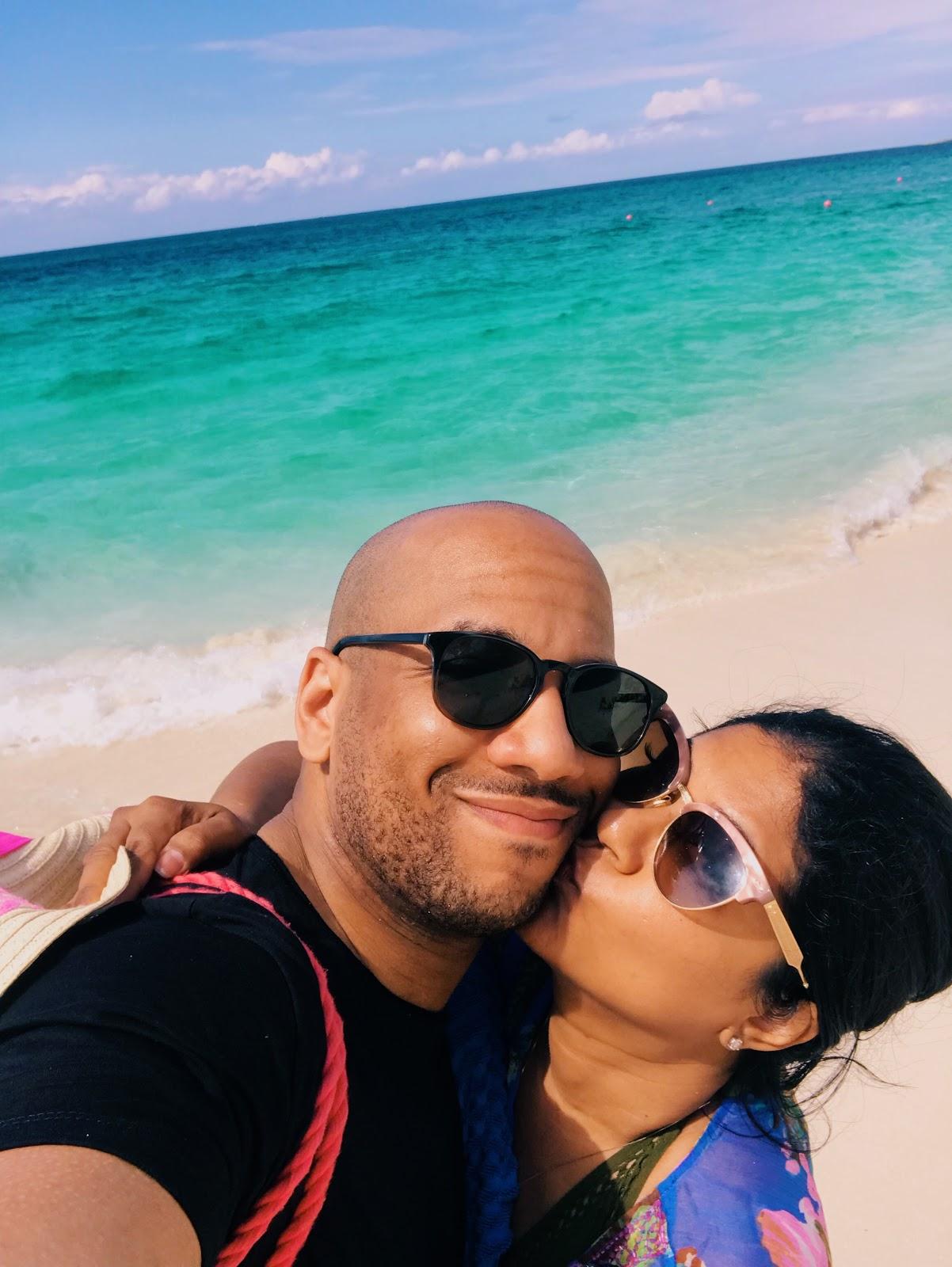 Weekend beach getaway without the kids bahamas weekend