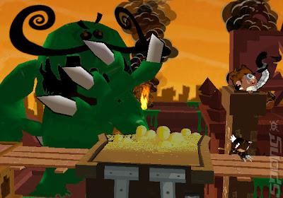 El Tigre: The Adventures of Manny Rivera (PS2) 2008
