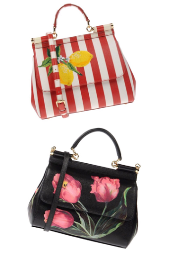 Dolce and Gabbana SS17 Bags