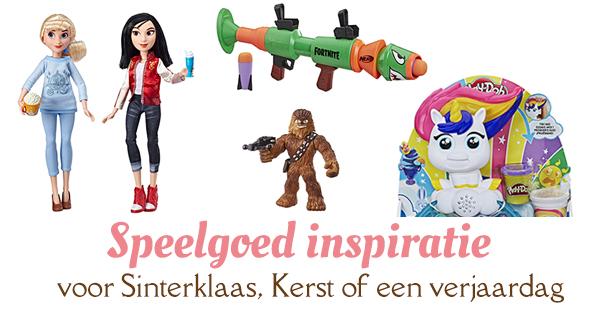 speelgoed inspiratie