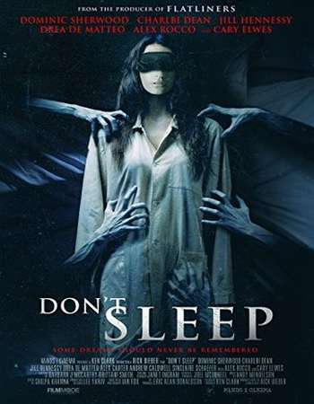 Don't Sleep 2017 English 300MB Web-DL 480p ESubs