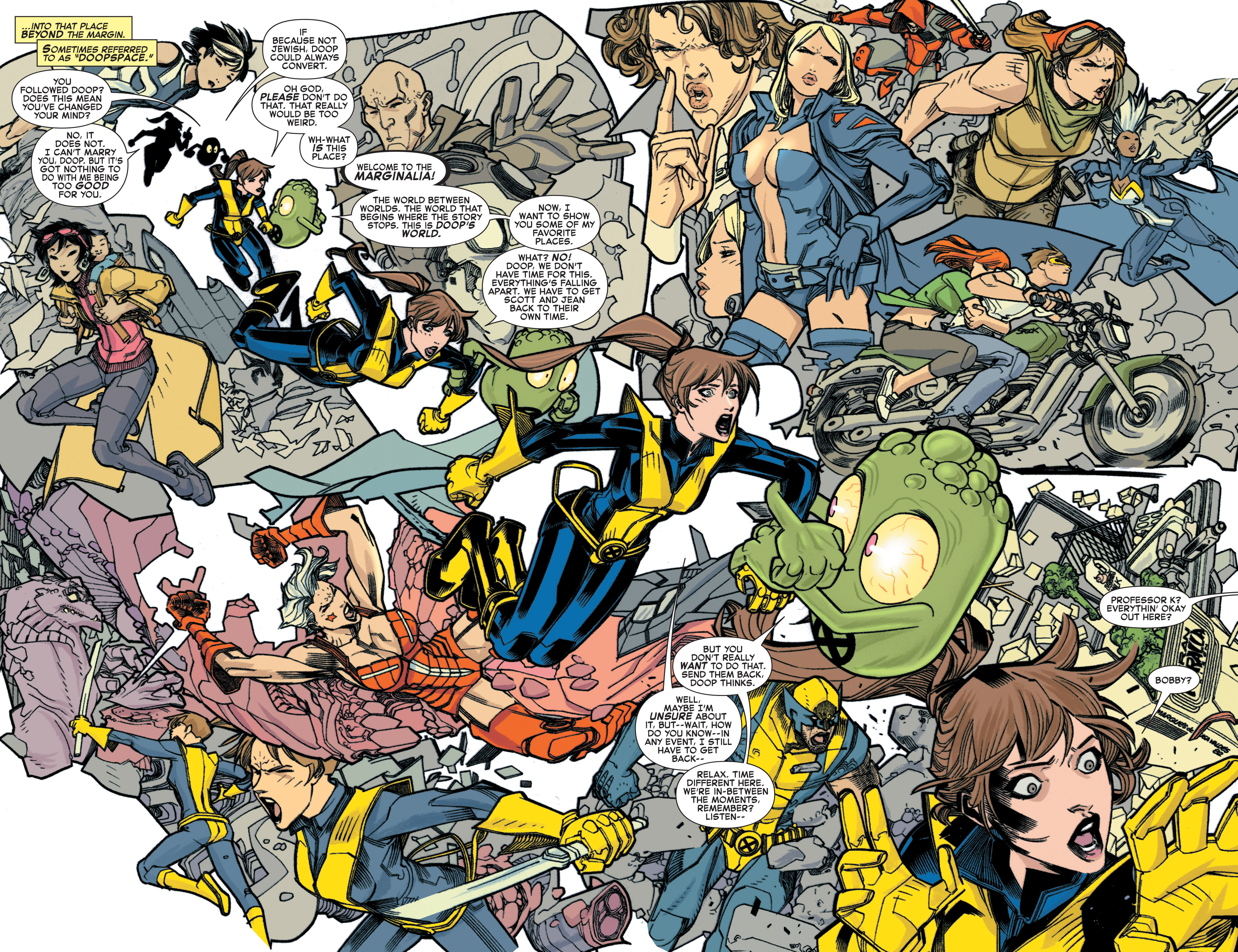 Read online All-New Doop comic -  Issue #2 - 4