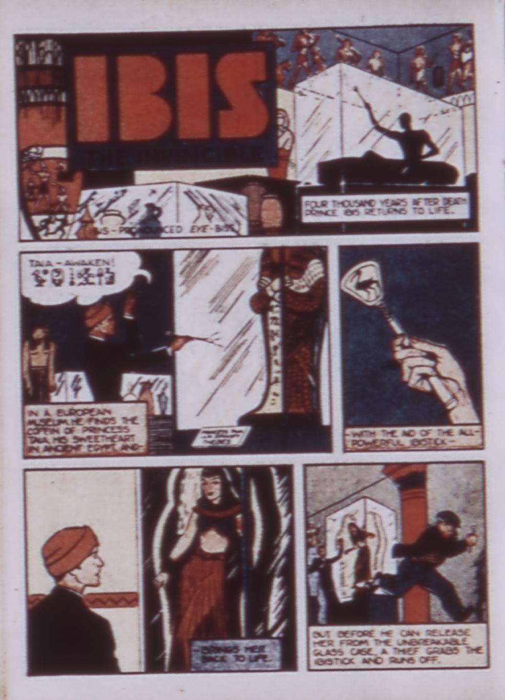 Read online WHIZ Comics comic -  Issue #3 - 34