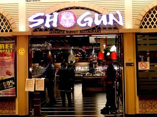 Image result for shogun restaurant sunway pyramid