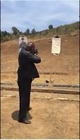 bunde%2B4 - DCI boss, GOERGE KINOTI, is like a US Commando, Watch him display his top-notch shooting skills (AMAZING VIDEO).