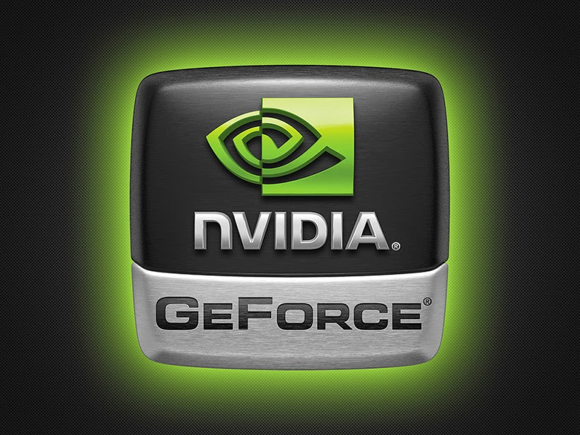 NVIDIA GeForce SLI Logo