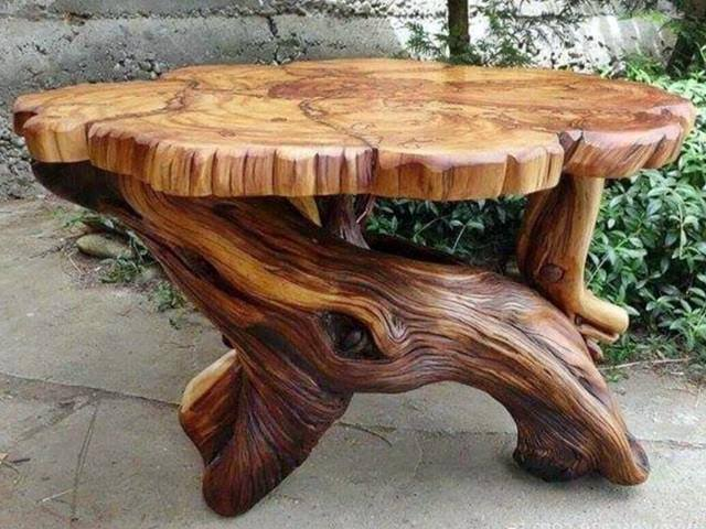 Handmade Wood Items. Unusual Wood Furniture