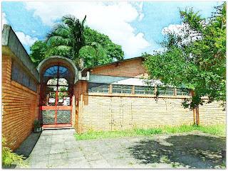 Biblioteca Pública Professor Romano Reif - Vila IAPI, Porto Alegre