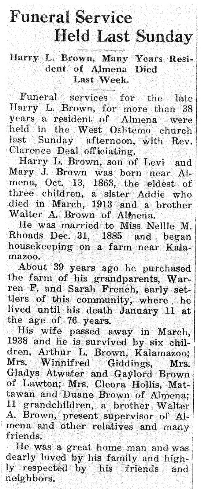 Fill in the blank obituary template a similar search format as
