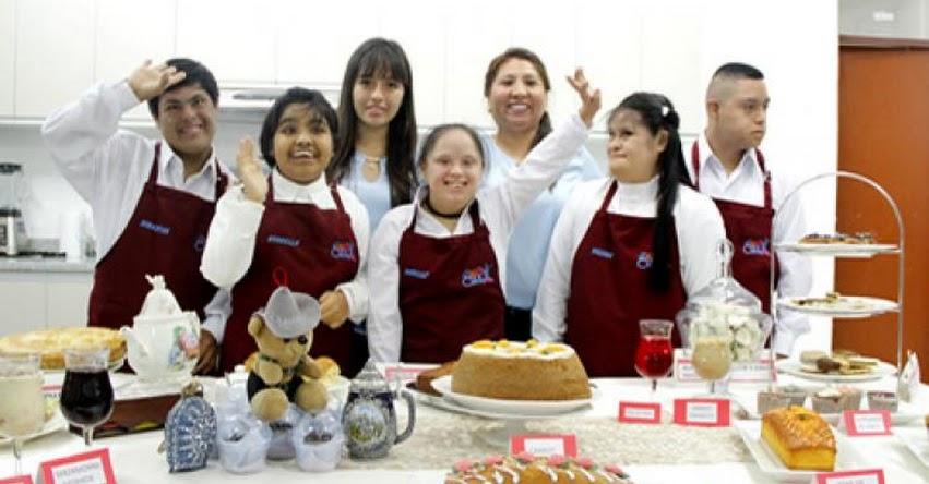 MINEDU: Estudiantes con discapacidad aprenden diversos oficios en talleres productivos - www.minedu.gob.pe