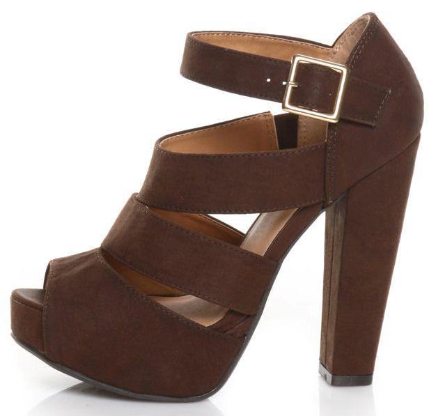 Cognac Color Shoes For Women