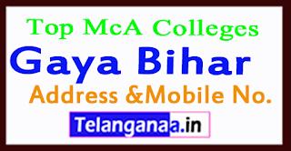 Top MCA Colleges in Gaya Bihar