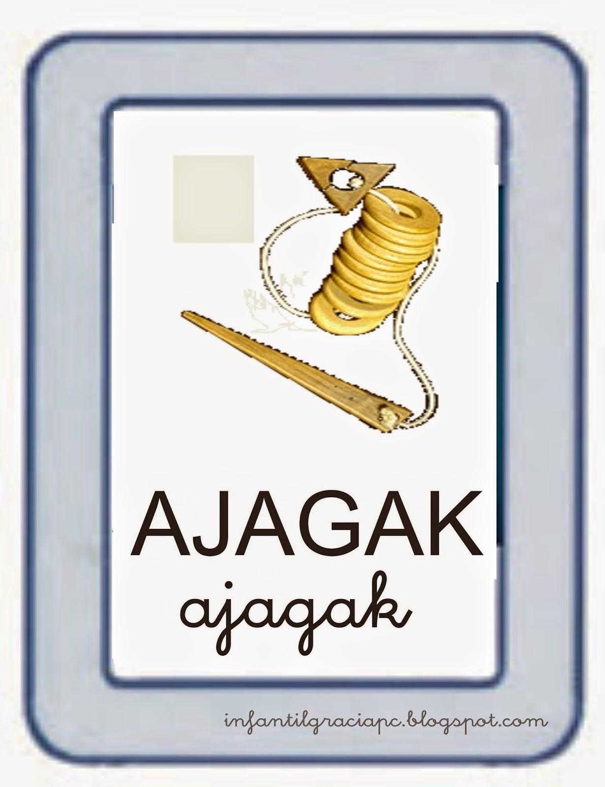 Resultado de imagen de AJAGAK